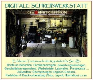 Digitale Schreibwerkstatt